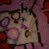 Random Charm Necklaces And Singles