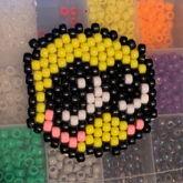 Blushing Emoji Charm