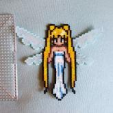 Mini Queen Serenity!