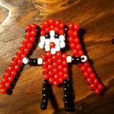Hatsene Miku In Red