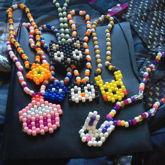Kandi Peyote Necklaces