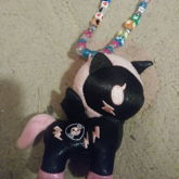 Dj Sparkle Tdtk Plush Necklace