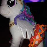 Beaded Skirt For Princess Celestia