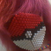Pokeball Mask
