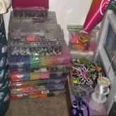 All Of My Kandi Supplies <3