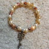 Shiny Key Bracelet