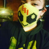 Skrillex Alien Mask