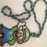 Luigi Necklace