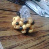 3D Kandi Bumble Bee