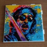 Jimi Hendrix Mini Hama Pearls