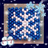 Snowflake Cuff?????? (Design By Crumpet)