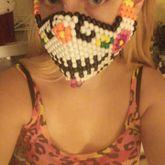 Sugar Skull Mask On Me