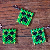 Creeper Keychains