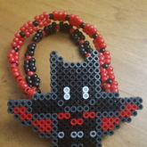 Batman Beyond Perler Double