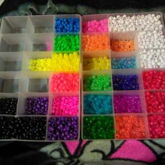 Tfw You're So Bored That You Reorganize Your Whole Bead Organizer