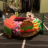 3D Spongebob Cuff Part 1