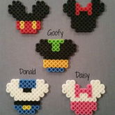 Mickey Shapes Disney Characters