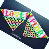 Love & Plur Kandi Bandanas
