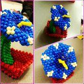 3D Kandi Flower
