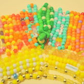 20 Fun Single Kandi Bracelets With Additional Gifts