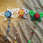 3D LoZ Fairy Keychains