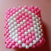 Starburst Cuff Pink