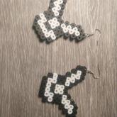 Bunny Skull Earrings