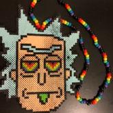 Rick Perler Necklace