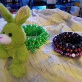 UFO Cuffs I Made Today! :D