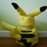 Pikachu - Finished Product