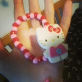 Hello Kitty Eraser Single