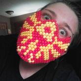 Legend Of Zelda Crest Mask