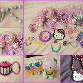 Hello Kitty Counterpoint Kandi