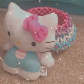 Hello Kitty Rotating Cuff!!