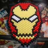IronMan [Peyote Stitch]