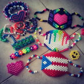 My Kandi Creations <3 I'm In Love :)