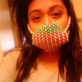 Very First Kandi Mask
