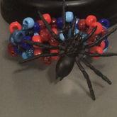 Spiderman Flower Cuff