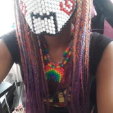 Jigsaw Kandi Mask