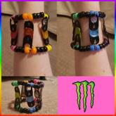 Weird Monster Bracelet!?