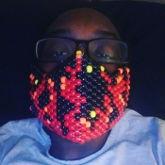 Fire Kandi Mask