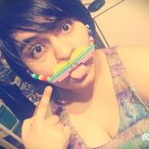 Rainbow Mustache:3)