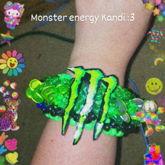 Monster Energy Kandi!