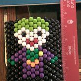 The Joker ~ Kandi Cuff Pattern Complete