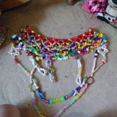 Top View Kandi Bottom