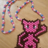 Mew Necklace