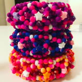Blended Series Kandi Cuffs