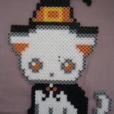 Spooky Witch Kitty