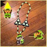 Link Triforce Necklace