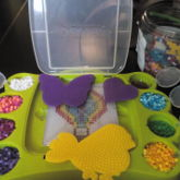 SUPPLIES  PERLER BEAD